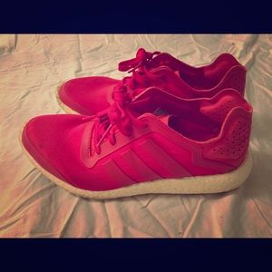 Womens Adidas Boost Sneaker